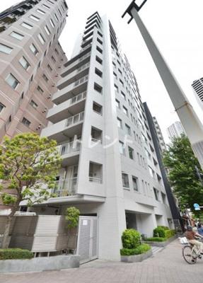 【外観】ラコント新宿セントラルパークアパートメント