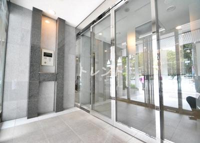 【セキュリティ】ラコント新宿セントラルパークアパートメント