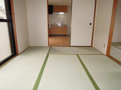 【和室】サニー柏村