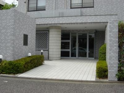 【エントランス】フラット浜田山