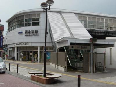 【周辺】フラット浜田山
