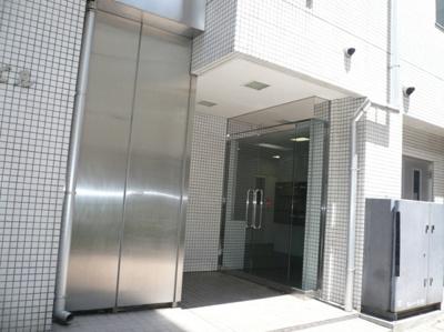 【エントランス】神宮外苑ビル1号館