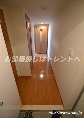 【玄関】ドメイン東新宿