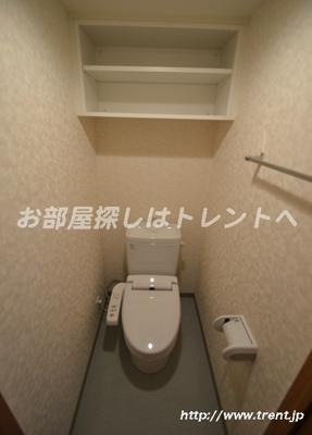 【トイレ】ドメイン東新宿