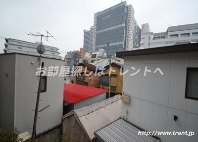 【展望】ドメイン東新宿