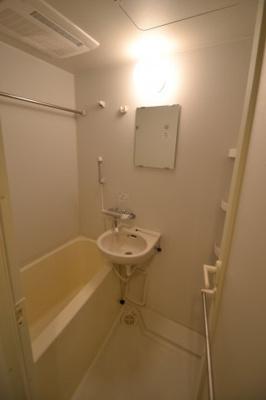 【浴室】KDXレジデンス西新宿