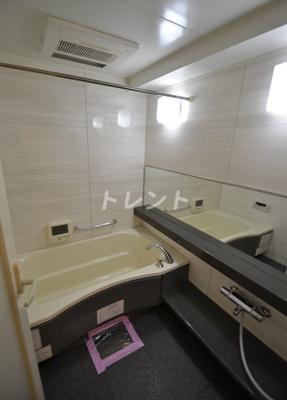 【浴室】アパガーデンズ新宿戸山公園