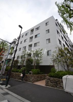 【外観】アパガーデンズ新宿戸山公園