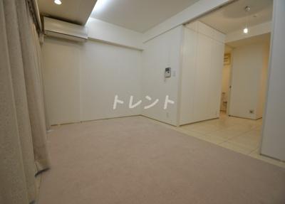 【居間・リビング】アパガーデンズ新宿戸山公園