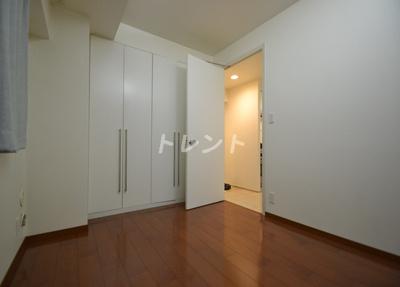 【寝室】アパガーデンズ新宿戸山公園