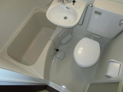 【浴室】エクセルハイツ