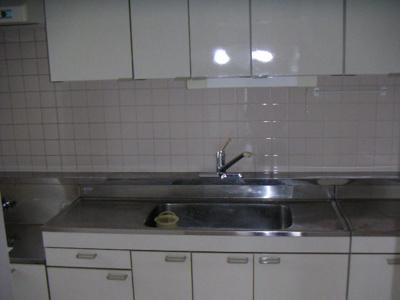 【キッチン】インターサイドビル