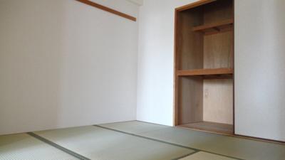 【和室】スヴァーネ東山本