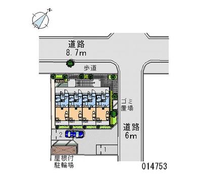 【区画図】438
