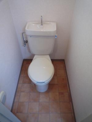 【トイレ】イーストマンション