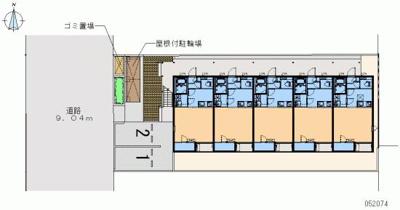 【地図】レオネクスト東八エコー