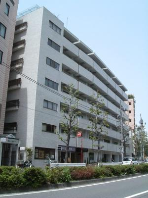 【外観】シャトー青山第3