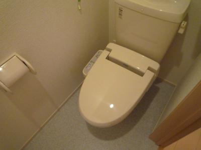 【トイレ】ファミールキンダⅡ