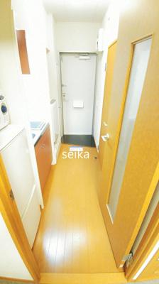 【玄関】南篠崎