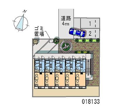 【区画図】アンマート