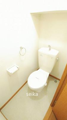 【トイレ】冬月花Ⅰ