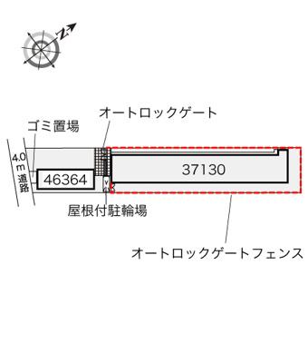 【区画図】ブランポルト