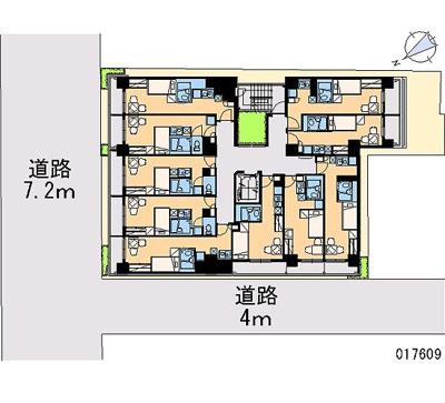 【区画図】Flat八重洲