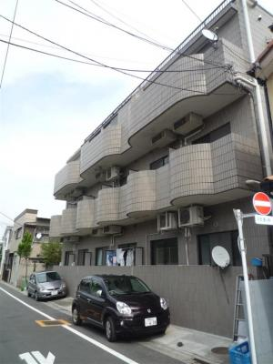 【外観】シュウカーネルⅡ駐車場
