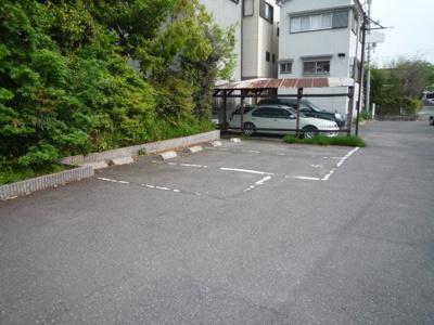 【駐車場】エスポワールK
