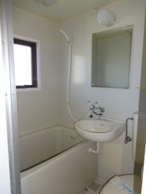 【浴室】フジコーポ第2