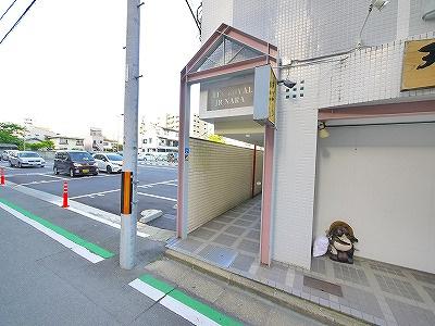 【エントランス】シティロイヤルJR奈良