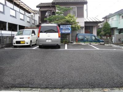 【外観】上広谷駐車場