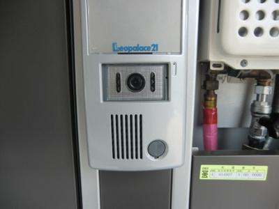 モニター付インターホン