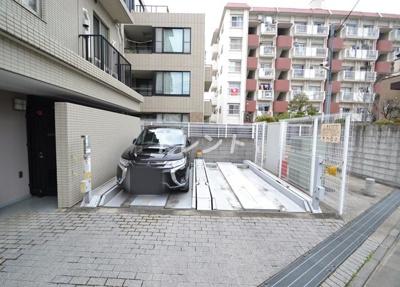 【駐車場】コートハウス中野坂上