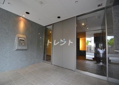【エントランス】コートハウス中野坂上