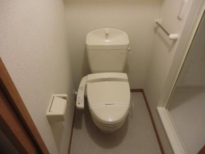 【トイレ】レオパレスProminent