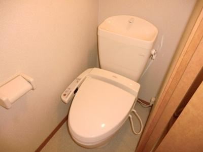 【トイレ】レオパレス琴の浦