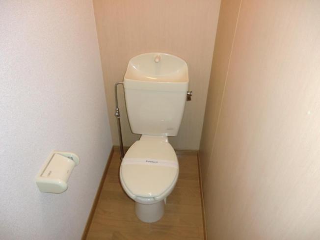 【トイレ】レオパレスサンブライト