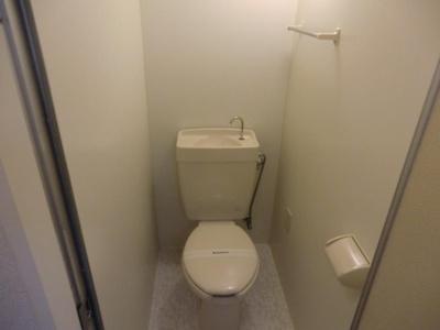 【トイレ】レオパレスみその