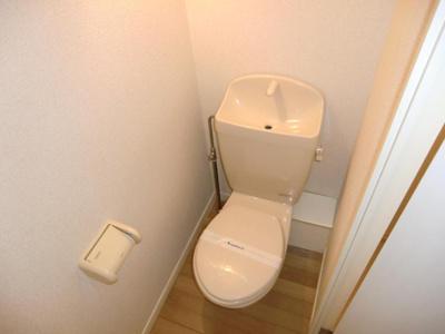 【トイレ】レオパレスIT'S