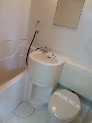 【浴室】ウッドマース