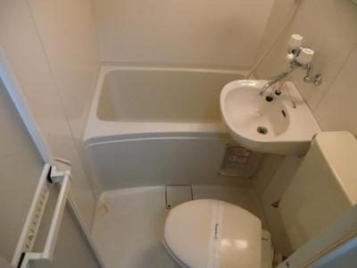 【キッチン】レオパレスミツマツⅠ