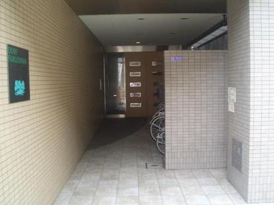 【エントランス】ドルフ福島