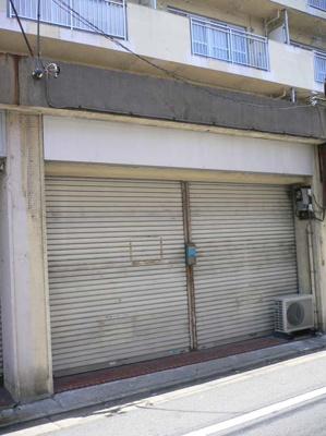 【外観】都営住宅7号棟貸店舗
