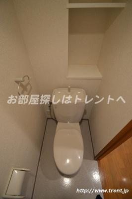 【トイレ】リリエンベルグ弐番館