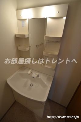【洗面所】リリエンベルグ弐番館