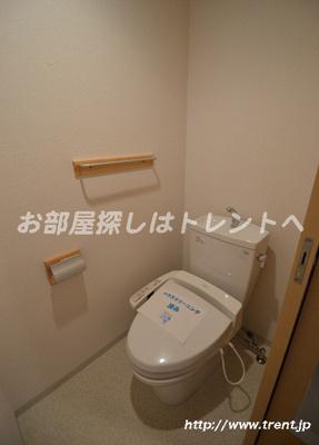 【トイレ】シュロス初台
