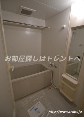 【浴室】シュロス初台