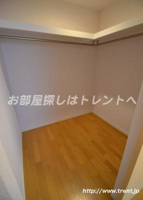 【収納】シュロス初台