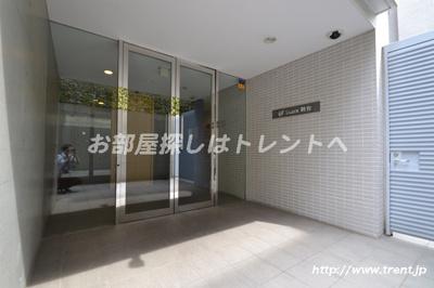 【エントランス】シュロス初台
